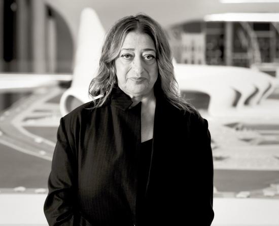 Zaha Hadid / Заха Хадід